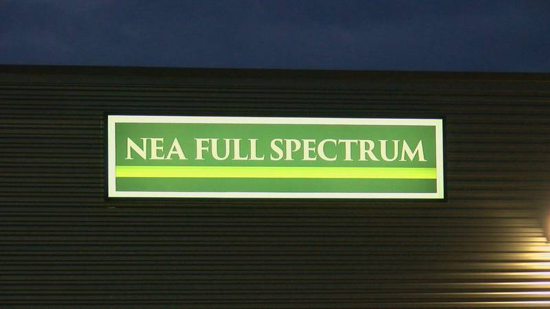 NEA Full Spectrum held a gran reopening Friday afternoon