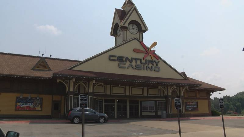The casino announced it acquired property near it, including the purchase of a two-story hotel...