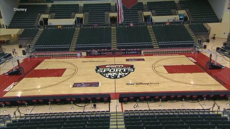 NBA plans to restart its season July 31st in Orlando