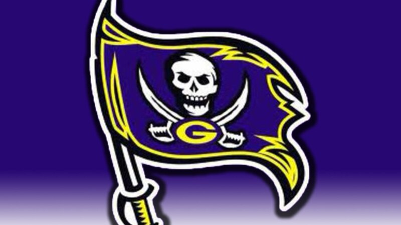 The Pirates play 4A-3 football.