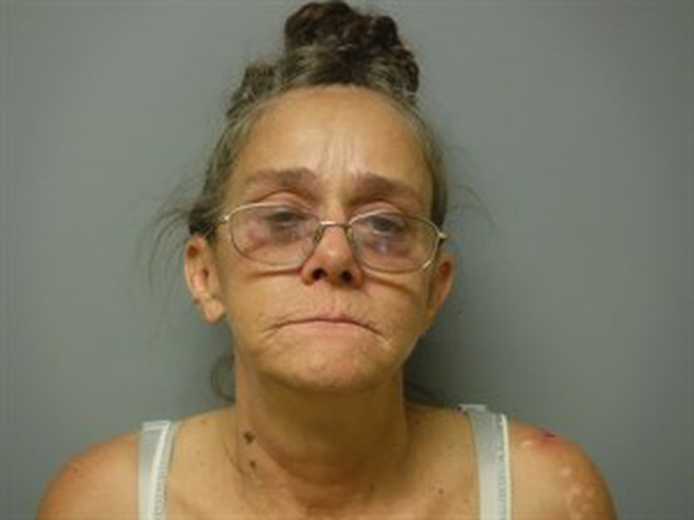 Donna Carpenter, 57, Jonesboro Possession of meth or cocaine greater than two grams but less...
