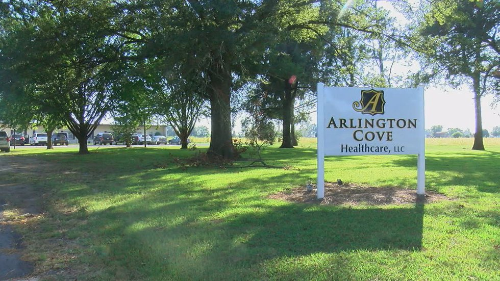 The state announced Monday it will take over the Trumann nursing home.