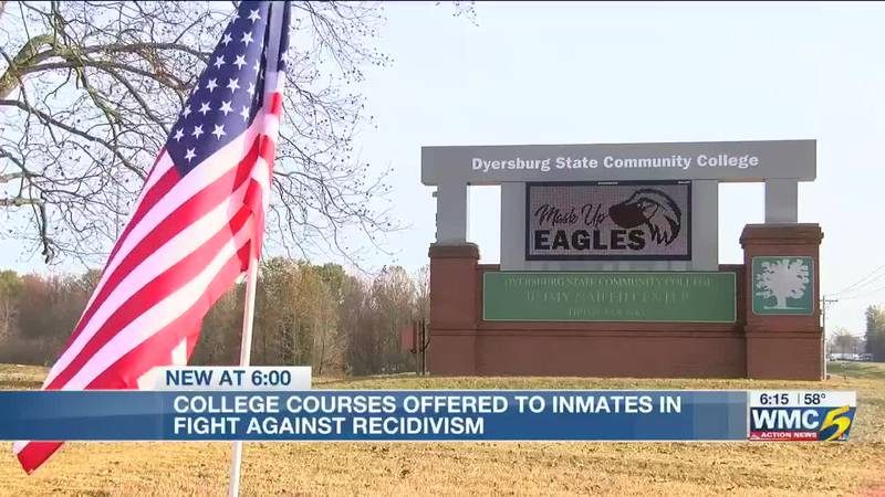 College for inmates in Tennessee