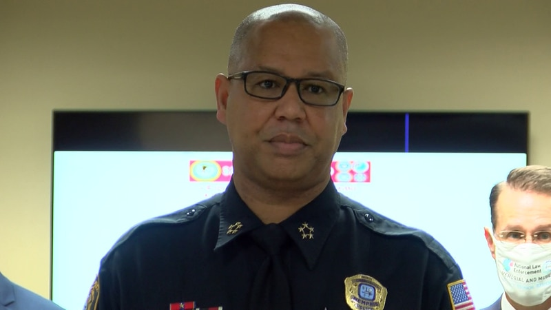 Director Rallings welcomes Operation LeGend to Memphis