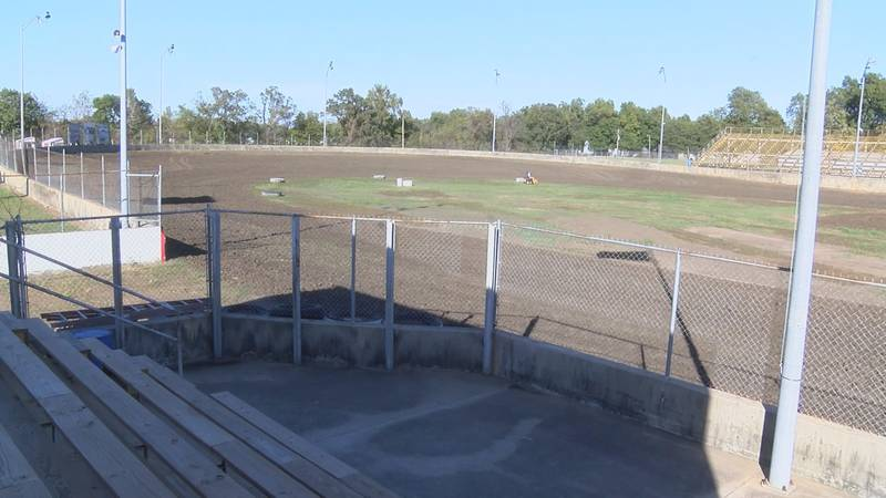The Benton Speedway is set to reopen on Saturday, October 23.