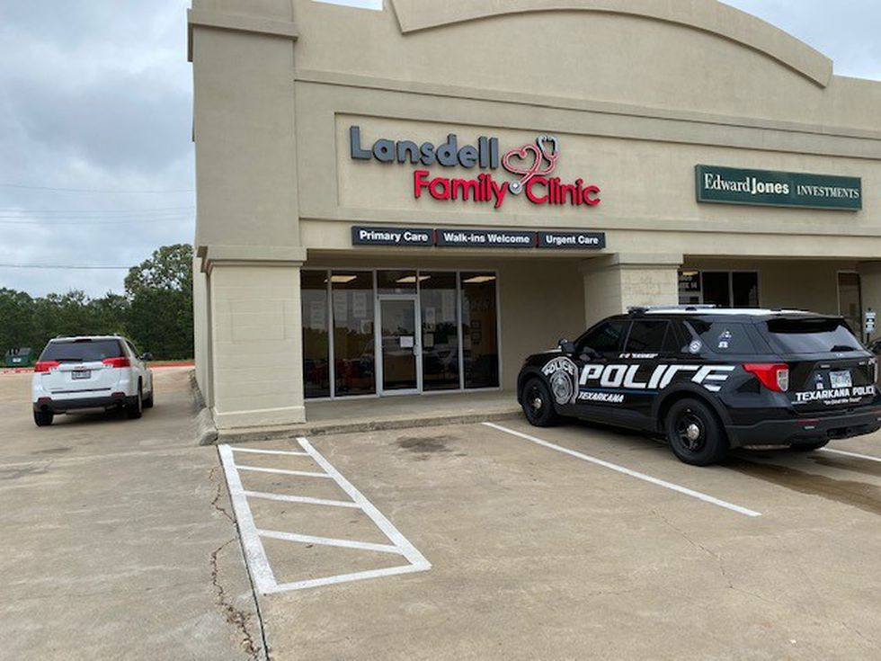 Multiple locations of the Lansdell Family Clinic in Arkansas were raided by the DEA Tuesday,...