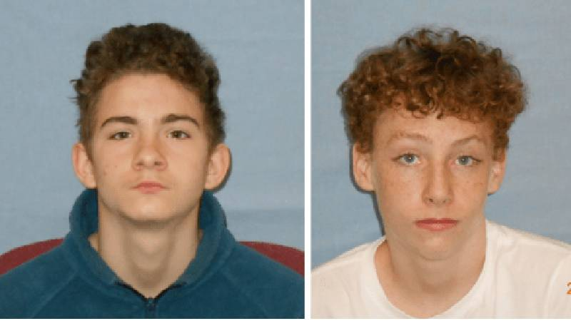 On Sept. 19, DYS said Trevor White and Levi Varnell walked away from a community facility in...