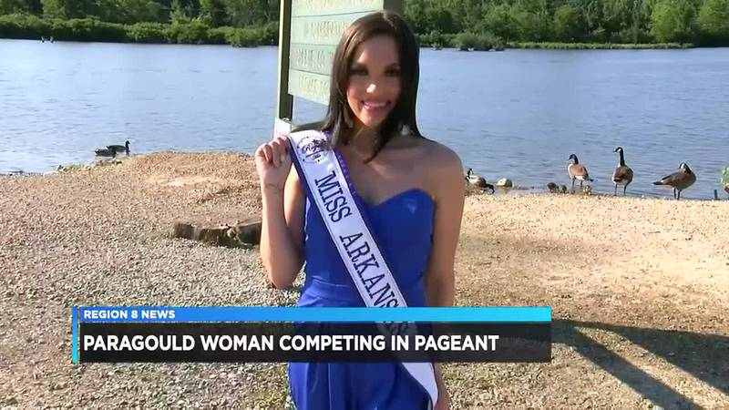 Paragould woman competing in Royal International Pageant
