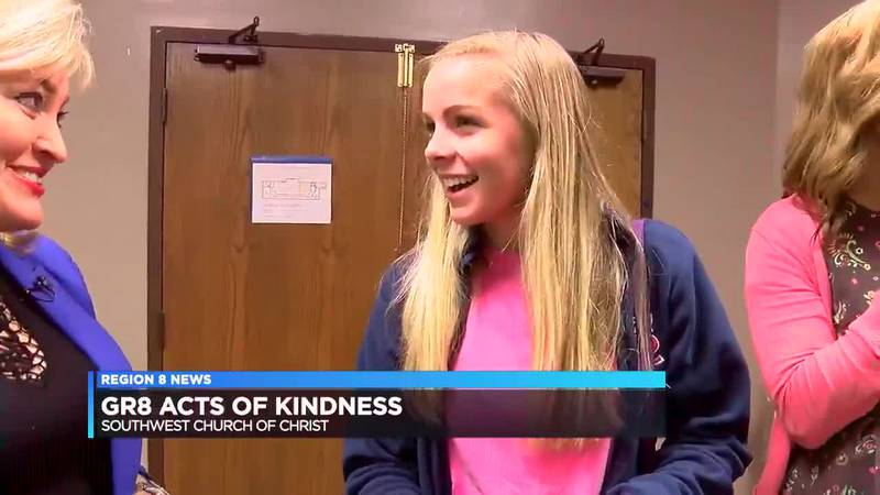 GR8 Acts of Kindness: Mary Beth Smith