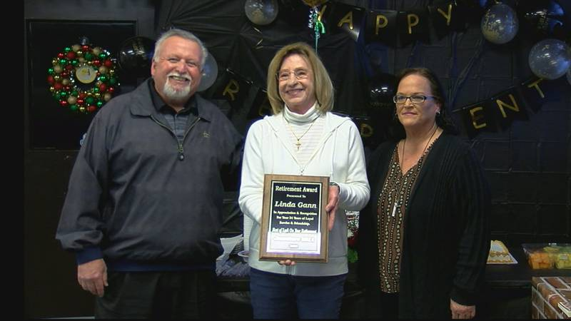 A Jonesboro dispatcher retired Friday, after 24 years serving her community.