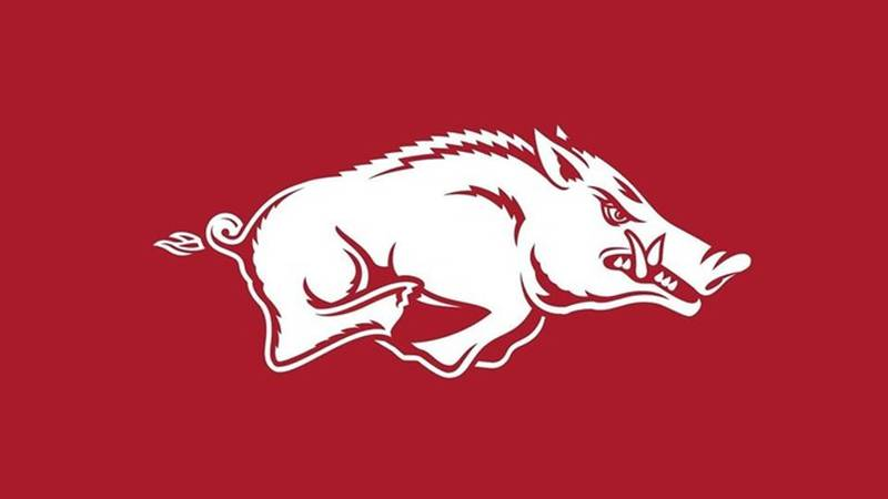 Rain forced Sunday's contest between Arkansas and LSU to be postponed. Teams will play two...