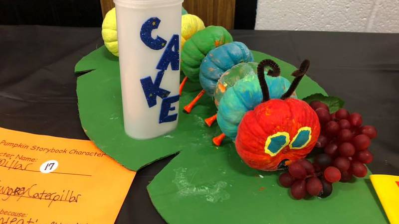 Third graders at O'Neal Elementary in Poplar Bluff are getting into the Halloween spirit while...