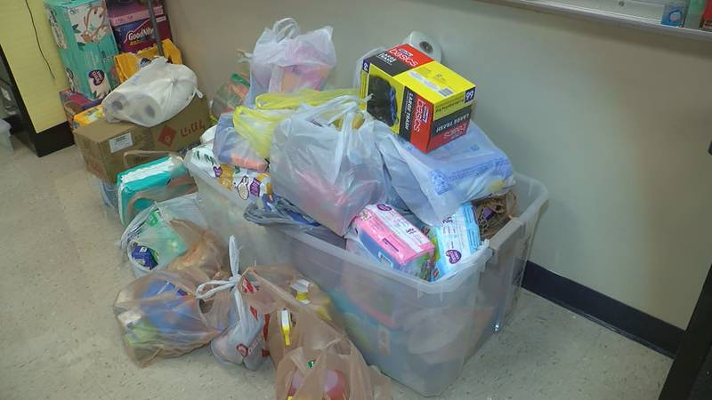 The BETA Clubs at Nettleton Schools have been collecting donations to assist a fellow BETA...