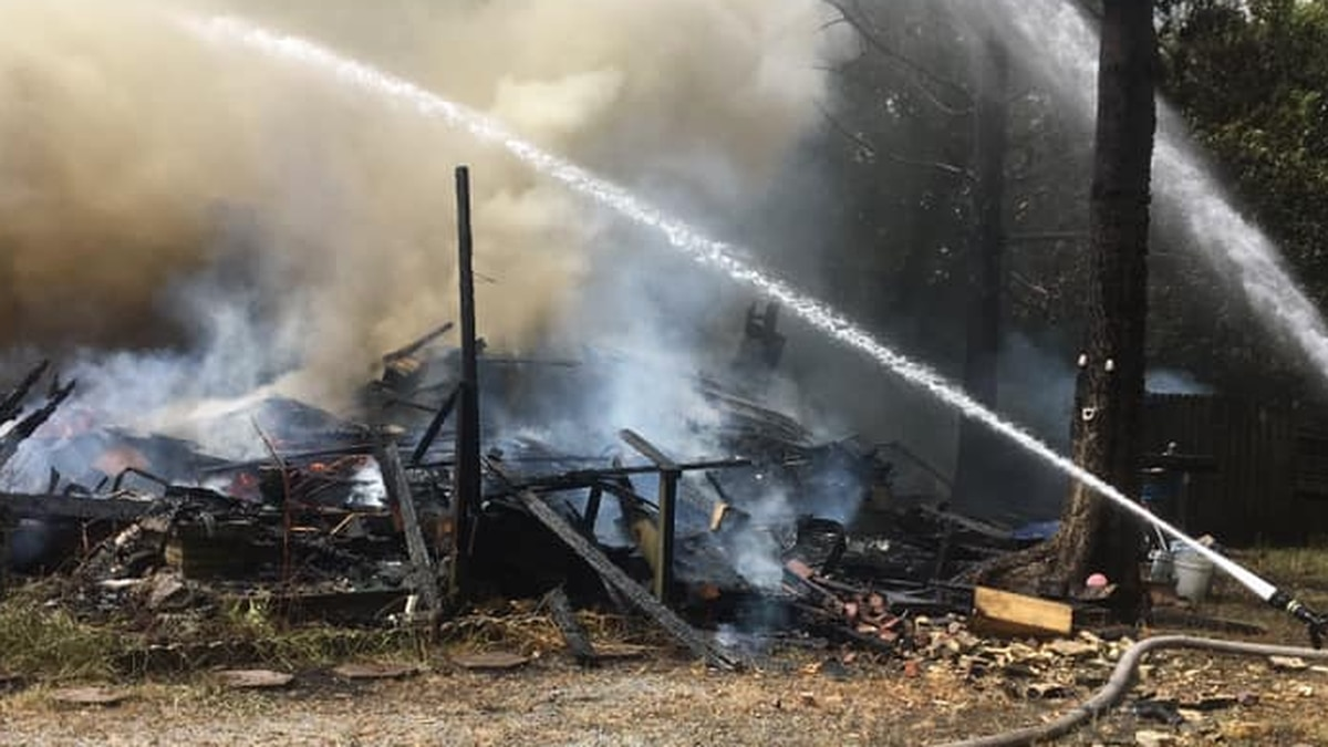 Wynne, Earle and Parkin firefighters responded to a two-story residential structure fire...