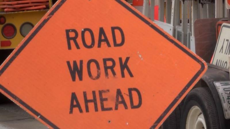 Road work ahead  (Source: KFVS)
