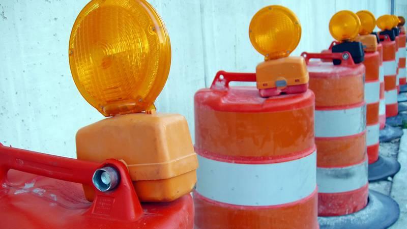 Sec Pete Buttigieg will assess work being done on the I-40 Bridge on Thursday.