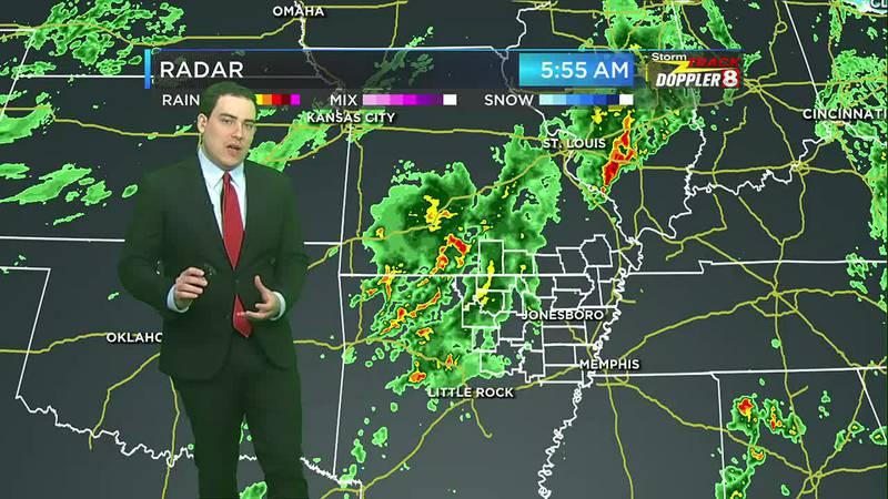 Zach's Tuesday Morning Forecast (9/21)