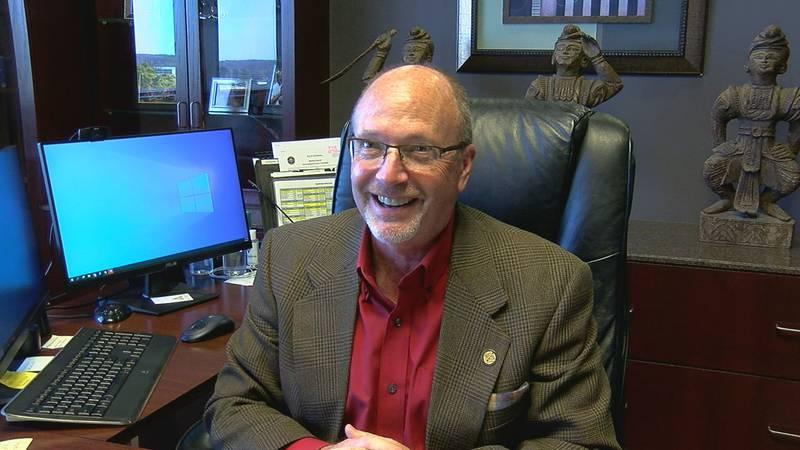 Jonesboro Mayor Harold Copenhaver has been in office since January 1, and says he's been...