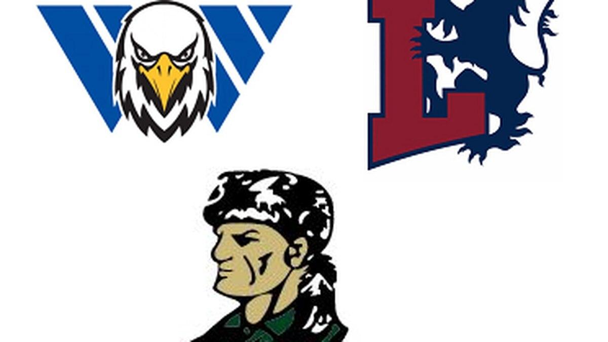 Williams Baptist University, Lyon College, & Crowley's Ridge College logos