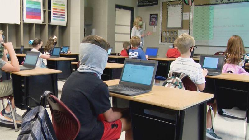 School prepares for another year in the pandemic
