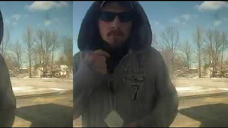 Jonesboro police hope someone recognizes a man suspected of stealing a debit card and using it...