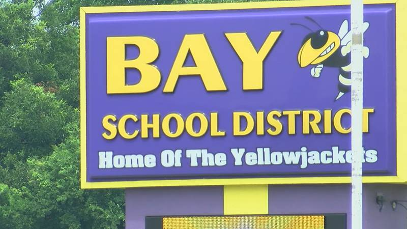 Keeping protocols in place is keeping the COVID-19 numbers down at the Bay School District.