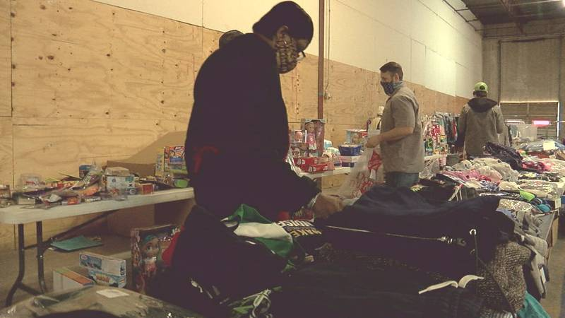 If you took an Angel Tree tag to buy gifts for a child or senior in need, Saturday is the last...