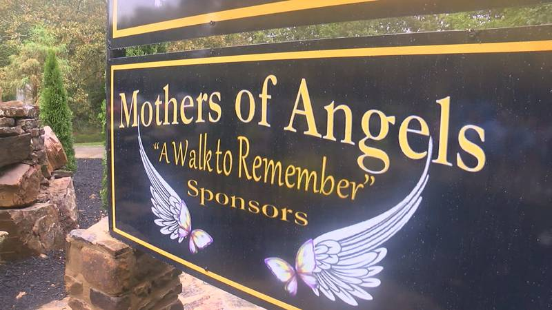 The Mothers of Angels is a support group for parents who've lost their children.