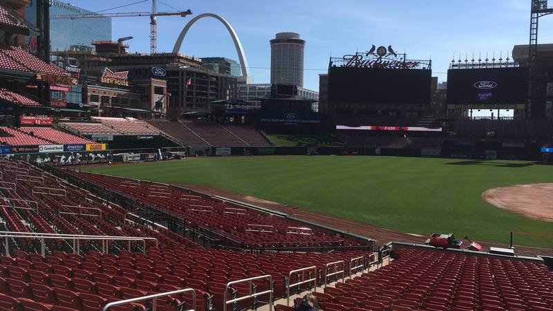 The St. Louis Cardinals announced their 2022 regular season schedule. (Source: KFVS)