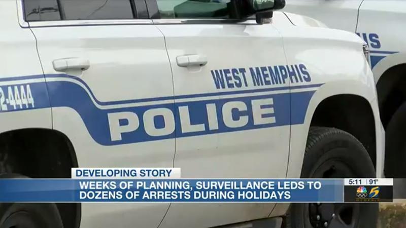 Memphis Holiday Operation