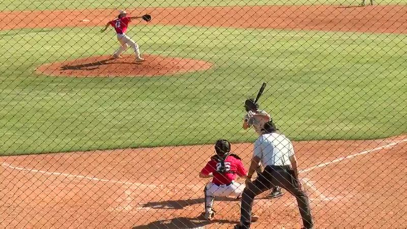 Annual baseball showcase began Monday in Jonesboro.