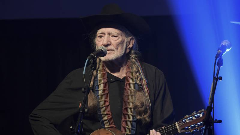Willie Nelson performs at the Producers & Engineers Wing 12th Annual GRAMMY Week Celebration at...
