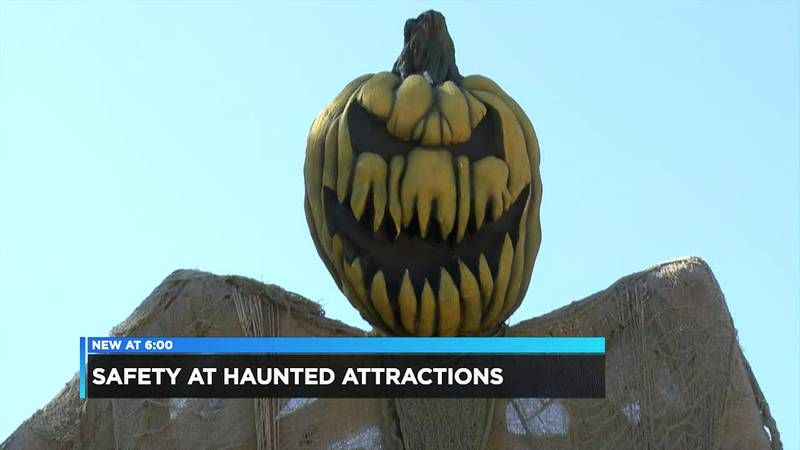 Safety at Haunted Attractions