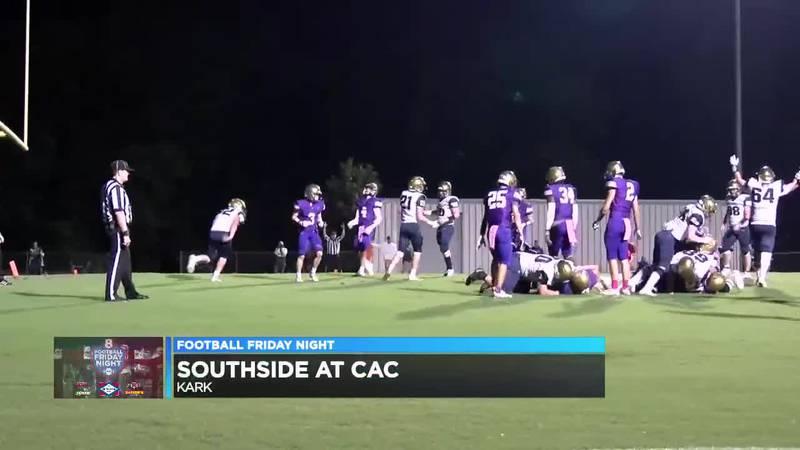 Southside wins, 59-19