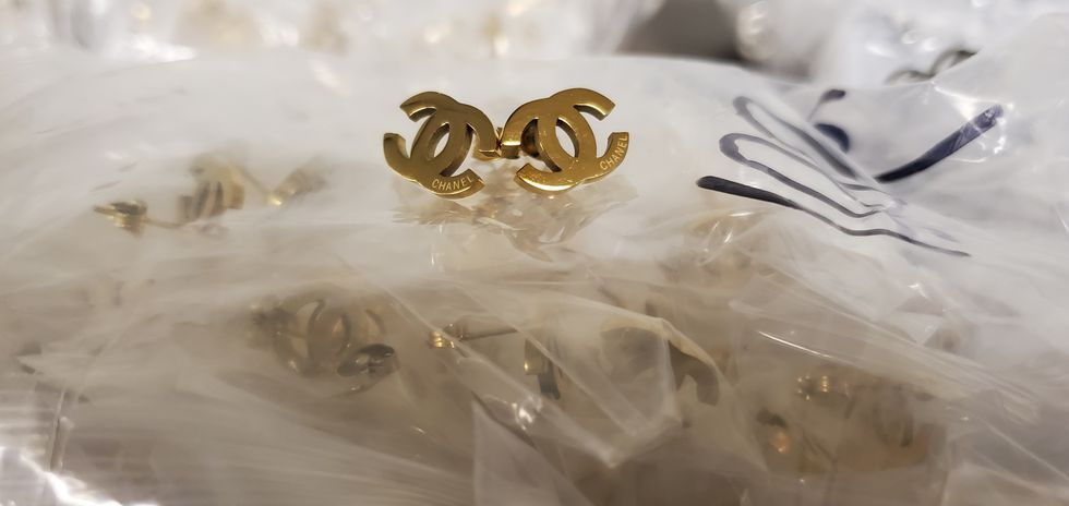 Counterfeit shipment of Gucci and Chanel seized at port of Memphis