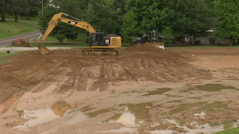 The city of Jonesboro is improving infrastructure to prevent future flooding.