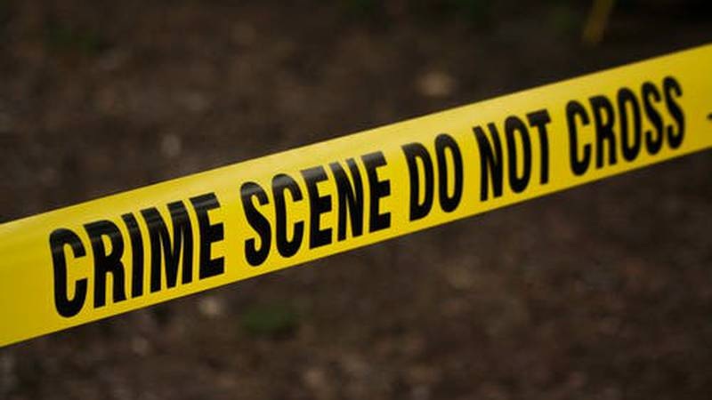 Crime scene tape surrounded the area under investigation. (Source: Pexels/stock image)