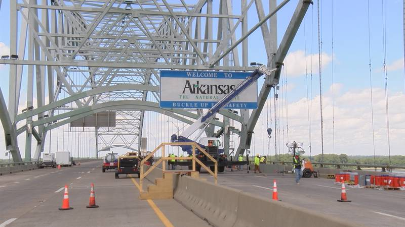 I-40 Bridge Tour