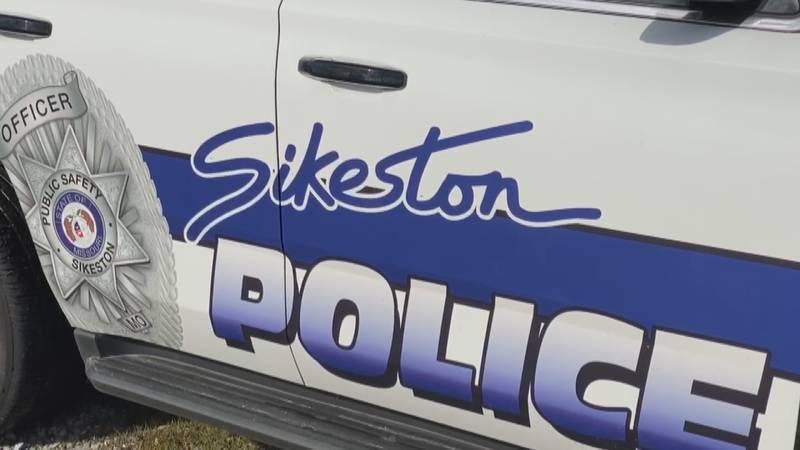 Sikeston DPS vehicle