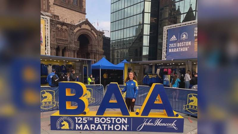 The Boston Marathon returned after being canceled in 2020 due to COVID concerns