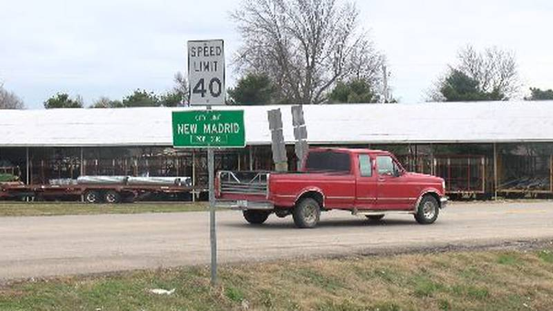 New Madrid County Sheriff's are asking for stolen signs to be returned.