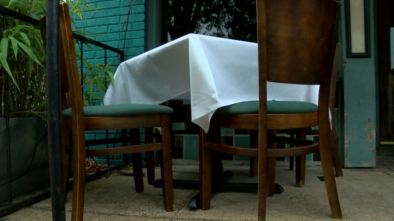 Memphis restaurants allowed to expand outdoor seating