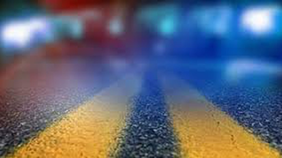 A Texas man died Saturday morning when his motorcycle struck a guardrail.