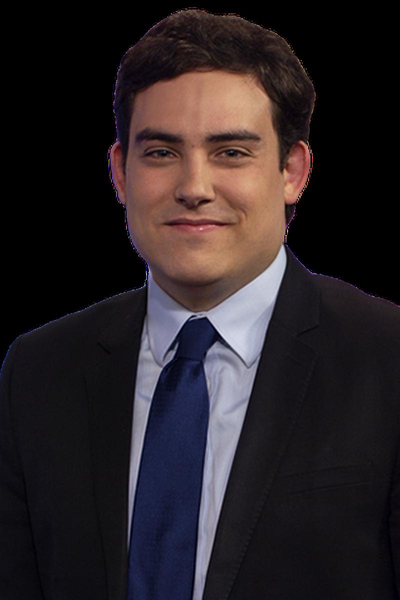 Headshot of Zach Holder, Meteorologist