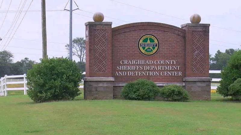 At least 11 inmates have tested positive for COVID-19 Friday.