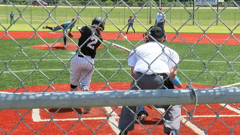 Joe Mack Campbell Park is hosting the USSSA 12AAA and 13AAA baseball tournaments this weekend.