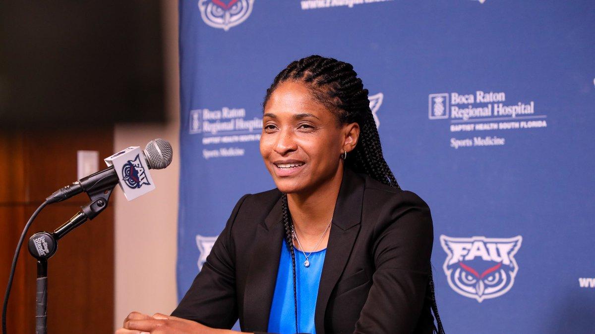 Jonesboro native Jennifer Sullivan was introduced Thursday as Florida Atlantic assistant coach.