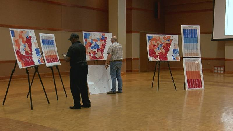 Several Northeast Arkansas community members came out Thursday for a public hearing regarding...