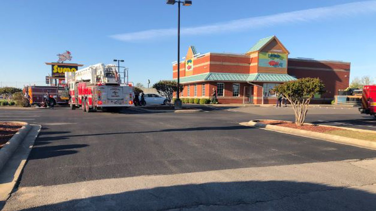 Captain D's in Jonesboro suffered interior damage after a fire broke out in the restaurant.