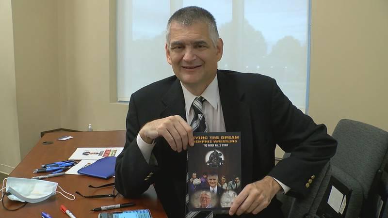 10-15-2020 Randy Hales book author
